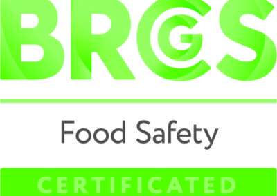 BRCGS certification